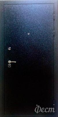 Входная железная дверь Фест 2 Домино