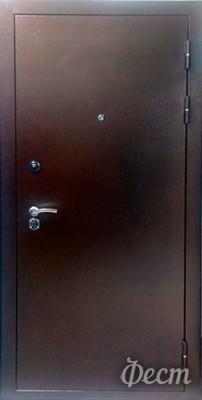 Входная железная дверь Фест 2 Сфера